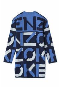 Kenzo - Vestido ligero - blue - 1