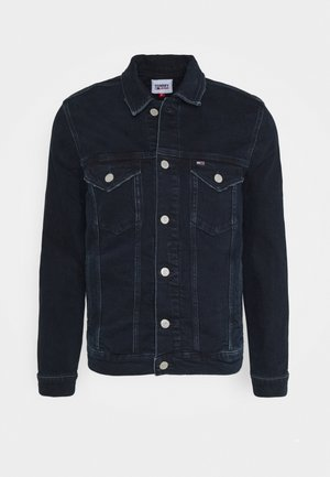 REGULAR TRUCKER - Giacca di jeans - oslo blue