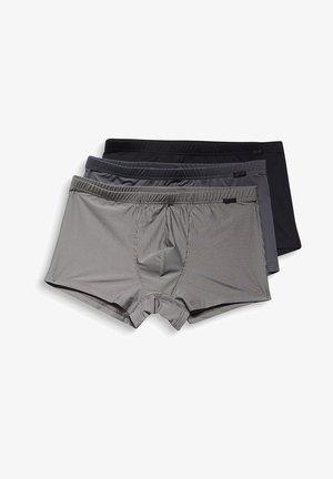 3 PACK - Panties - black