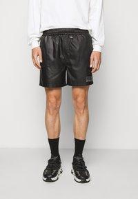 032c - SWIM - Shorts - black - 0