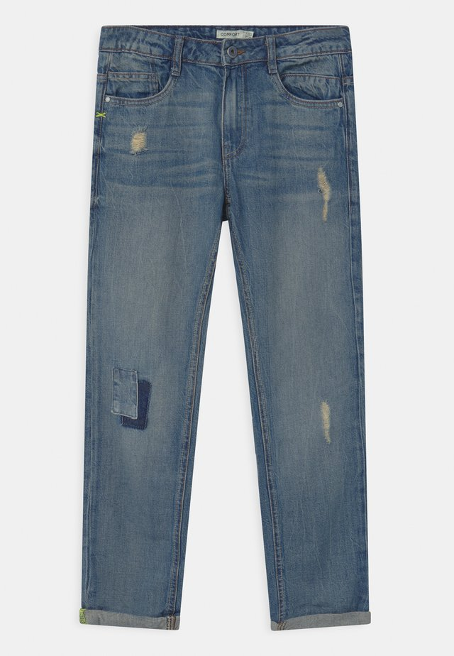 FADED  - Straight leg jeans - blue
