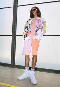 adidas Originals - UNISEX LOVE UNITES - Summer jacket - multicolor - 1