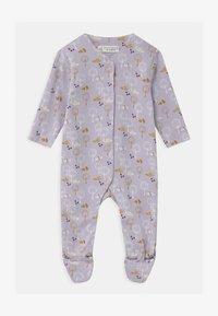 Sense Organics - YSIOR RETRO BABY FOOTED  - Sleep suit - lilac - 0