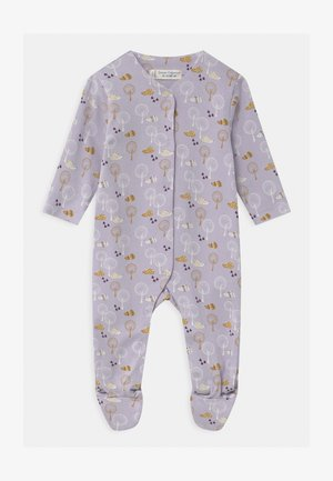 YSIOR RETRO BABY FOOTED  - Sleep suit - lilac