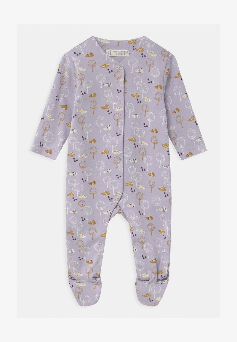 Sense Organics - YSIOR RETRO BABY FOOTED  - Sleep suit - lilac