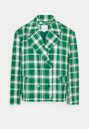 PENNY - Krátký kabát - green