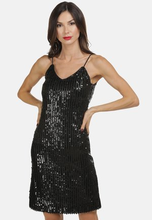 KLEID - Cocktail dress / Party dress - schwarz