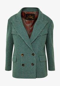 Vivienne Westwood Anglomania - GRAND HOTEL - Blazer - grey/green - 4