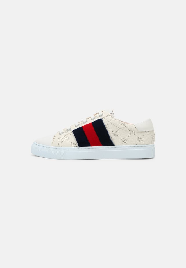 CORTINA DUE CORALIE - Sneakers laag - offwhite