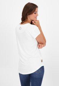 alife & kickin - Basic T-shirt - white - 2
