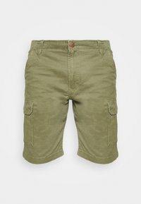 Wrangler - CASEY - Shorts - lone tree green - 5