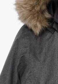 LEGO Wear - LWJODIE 717 - Snowboardová bunda - grey melange - 7