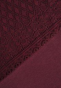 Anna Field - T-shirt imprimé - winetasting - 2