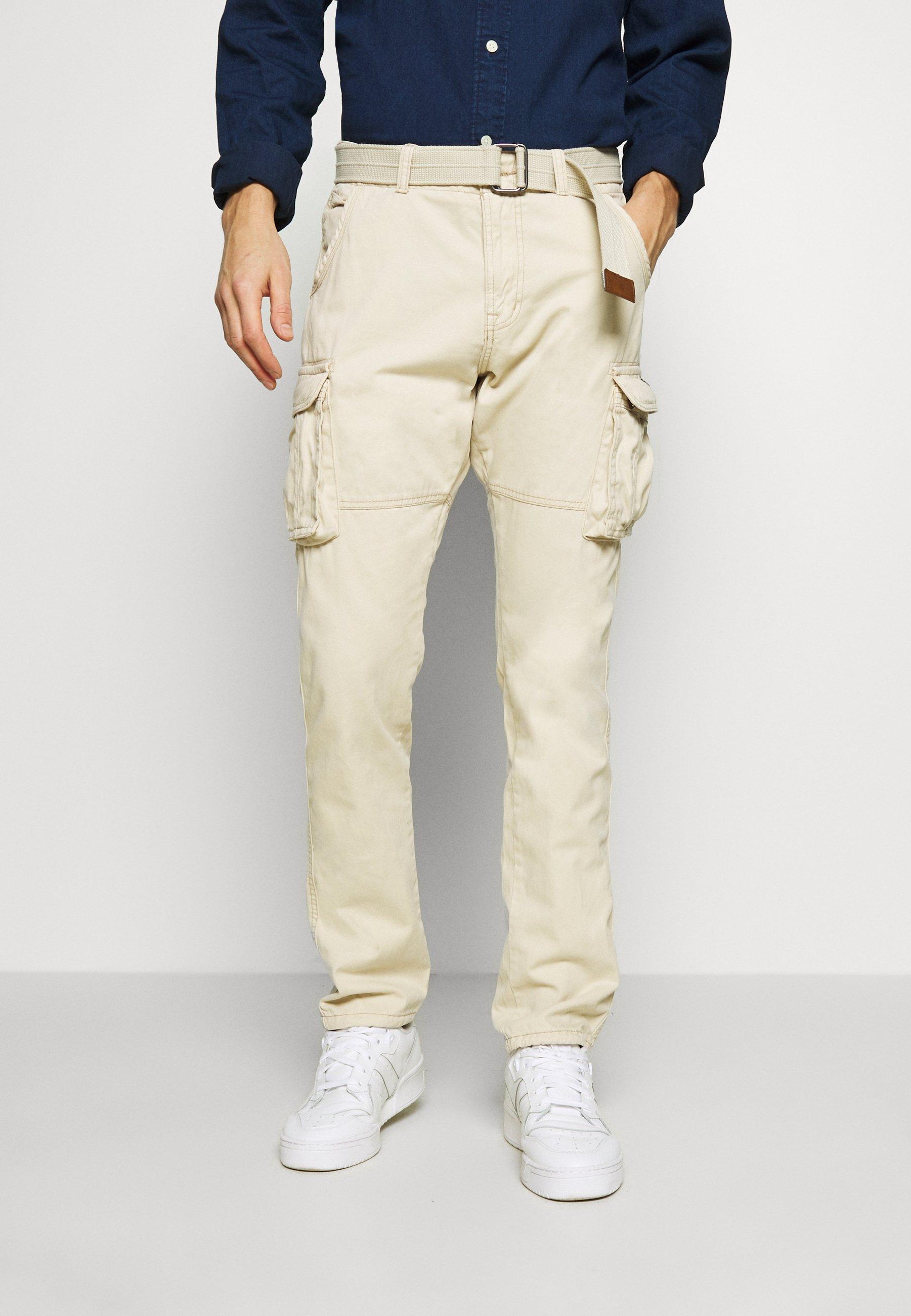 Men WILLIAM - Cargo trousers