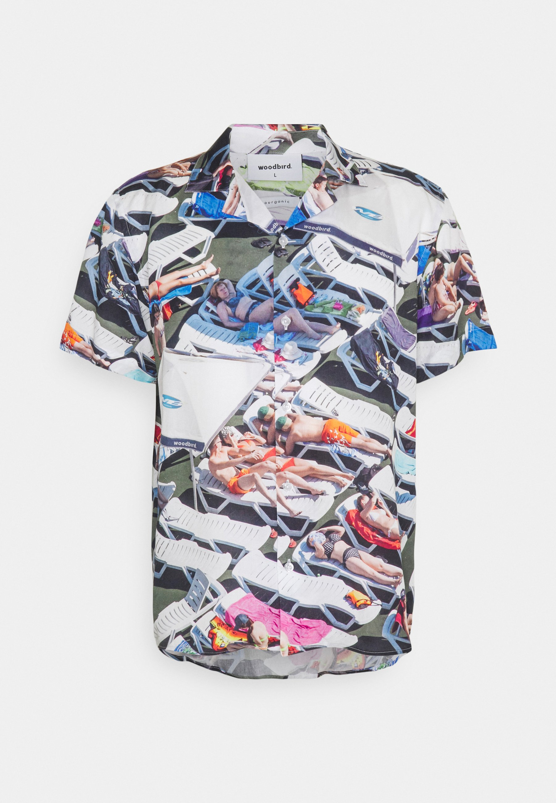 Uomo SUNBED CUBA SHIRT - Camicia