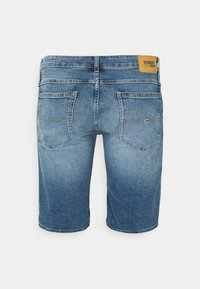 Tommy Jeans - RONNIE RELAXED - Jeansshorts - blue denim - 6