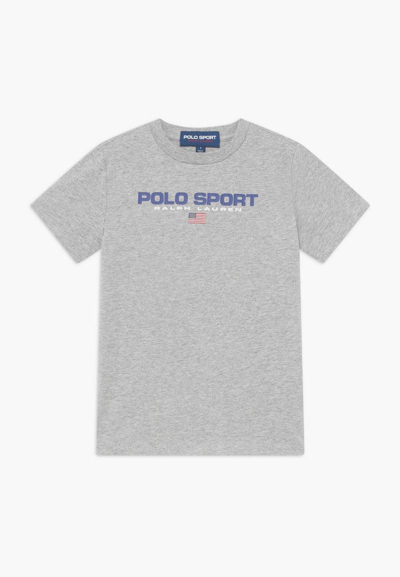 Polo Ralph Lauren - T-shirt imprimé - andover heather