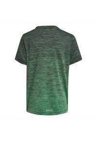 adidas Performance - T-shirt con stampa - grey - 1