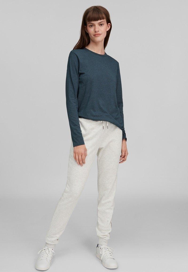 Femme T-shirt à manches longues