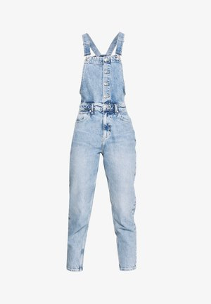 SHELBY OVERALL - Salopette - blue