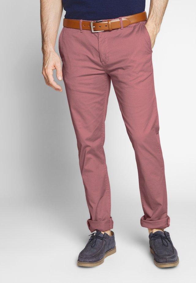 MOTT CLASSIC - Pantalones chinos - pink smoke