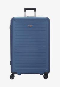 Hardware - Wheeled suitcase - deep ocean - 0