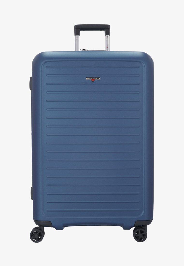 Hardware - Wheeled suitcase - deep ocean