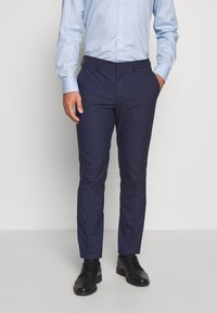 Selected Homme - SLHSLIM MYLOLOGAN SUIT SET - Traje - blue - 4