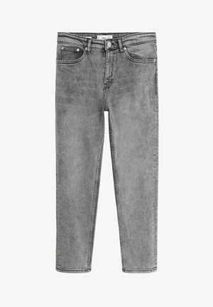 MOM - Slim fit jeans - open grey