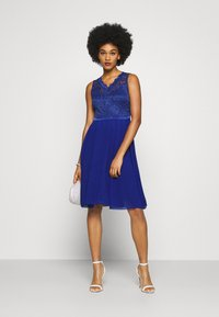 WAL G. - SKYLAR DRESS - Suknia balowa - electric blue - 1