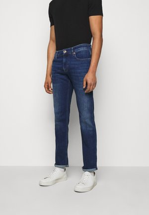 MITCH - Džíny Straight Fit - medium blue