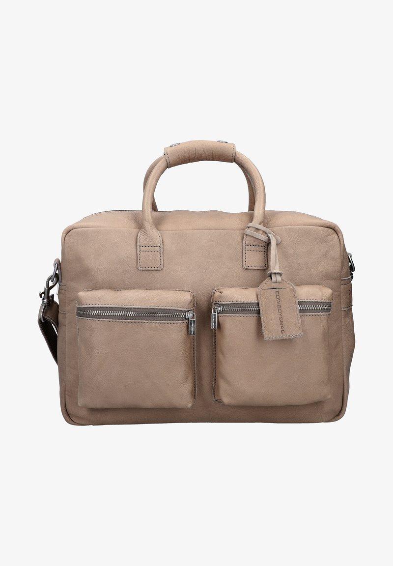 Cowboysbag - THE COLLEGE - Briefcase - elephant grey