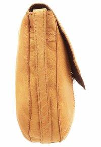 KIOMI - Across body bag - cognac - 3