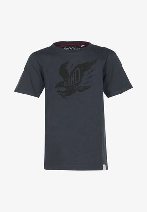 Print T-shirt - dark-grey