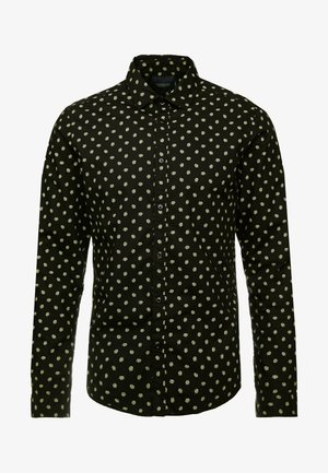 BLAUW LIGHT WEIGHT SHIRT WITH PRINTS - Shirt - dark blue