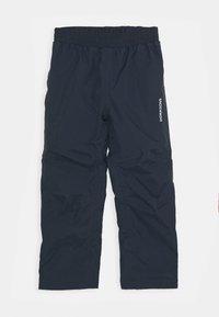 Didriksons - NOBI KIDS PANTS  - Rain trousers - navy - 0