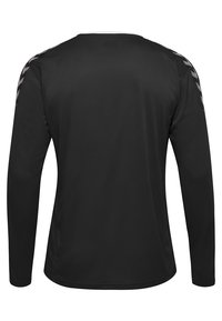 Hummel - HMLAUTHENTIC - Sports shirt - black/white - 1