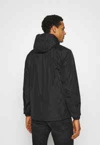 Tommy Jeans - PACKABLE  - Outdoorjacka - black - 4