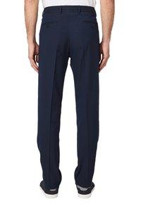 s.Oliver BLACK LABEL - Trousers - dark blue - 2