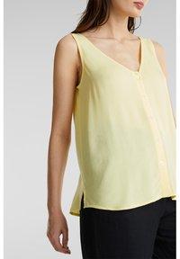 Esprit - CORE - Blouse - lime yellow - 3
