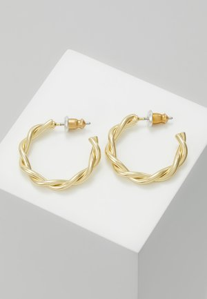 EARRINGS NAJA - Pendientes - gold-coloured