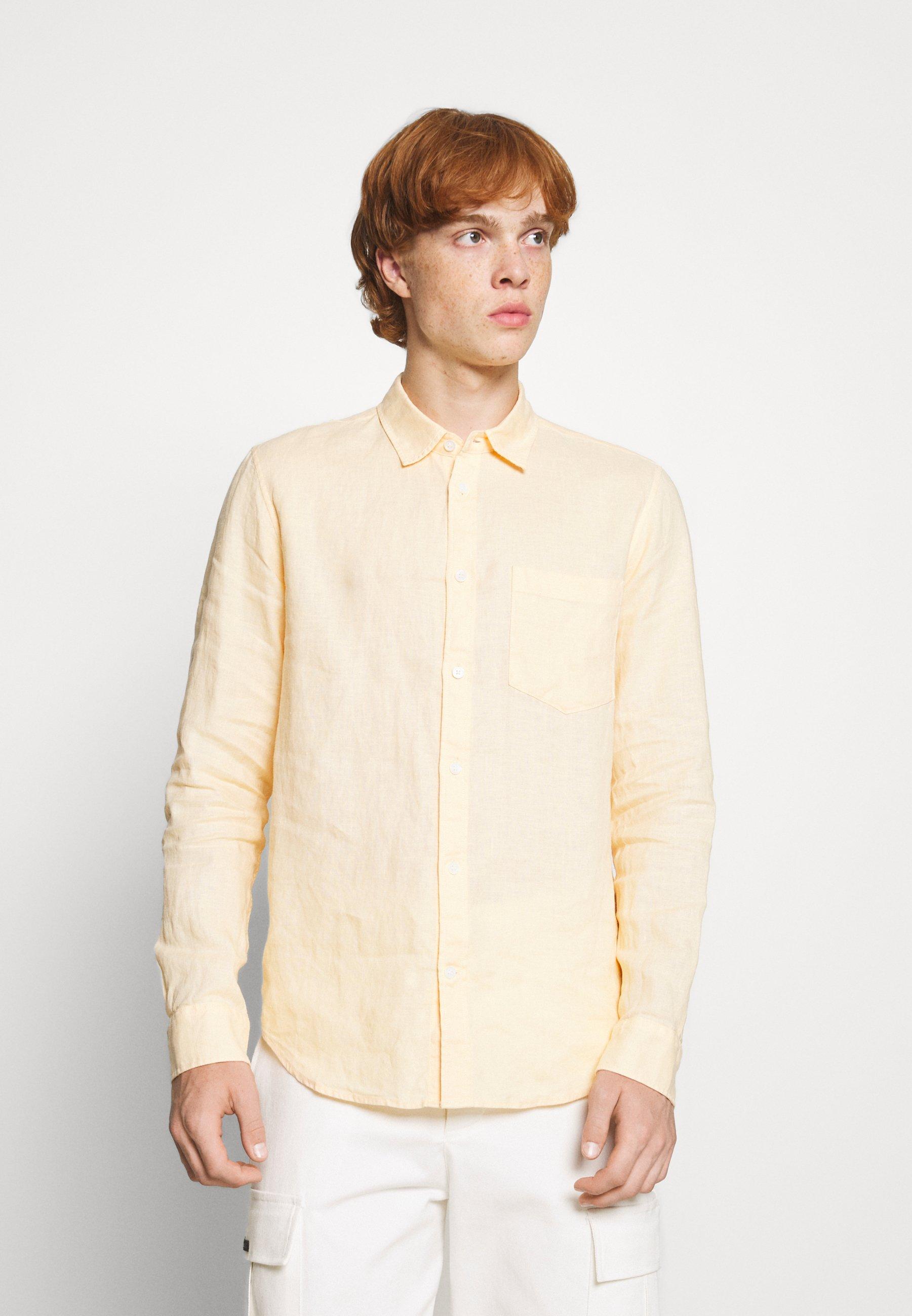 Men Linen Shirt - Shirt