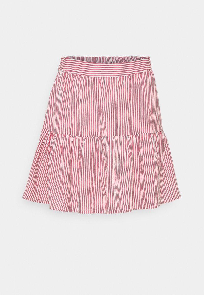 Vero Moda - VMANNABELLE SHORT SKIRT - A-line skirt - honeysuckle
