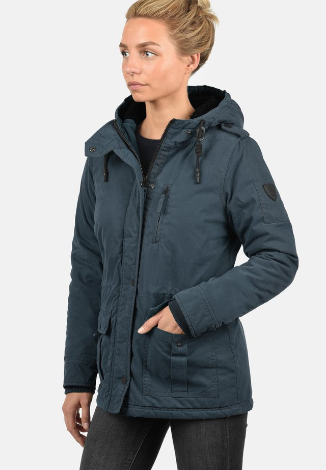 WINTERJACKE LISA - Winter jacket - dark blue
