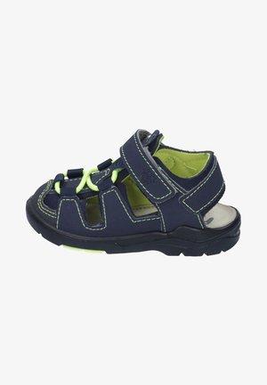 Walking sandals - nautic/ozean