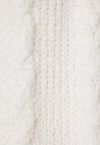 Esqualo - CARDIGAN CABLES - Cardigan - off white - 2