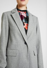 Dorothy Perkins Tall - MINIMAL LINED - Krátký kabát - light grey - 5