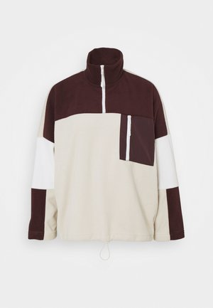 FOO  - Fleece jumper - beige