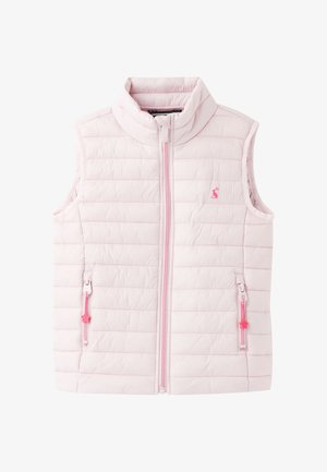 Waistcoat - weiches rosa