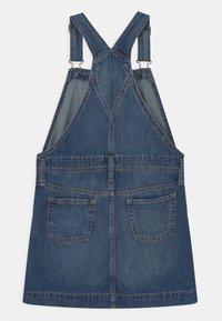 GAP - GIRL - Robe en jean - medium indigo - 1